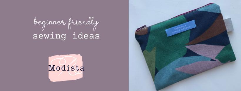Beginner-friendly sewing ideas duringlockdown