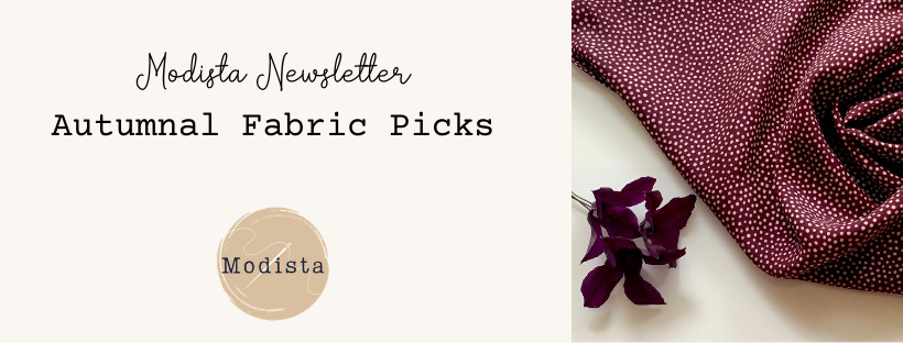 Autumnal picks from this month'sbrands!