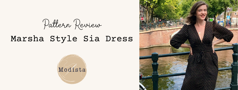 'Sia dress' by Marsha Style