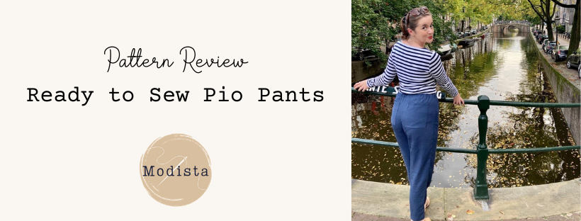 On the rise: Ready to Sew Pio