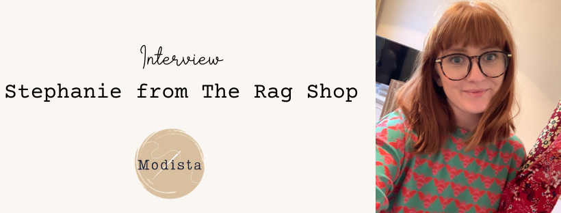 Interview with Stephanie from The Rag Shop